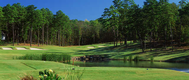 A view from tee #14 at Diamante Golf Course.