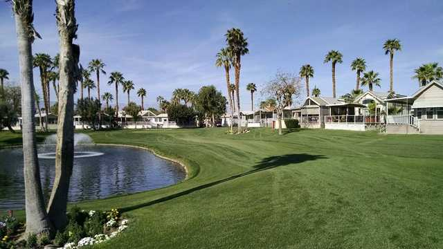 A view of the 6th fairway at Rancho Casa Blanca Country Club