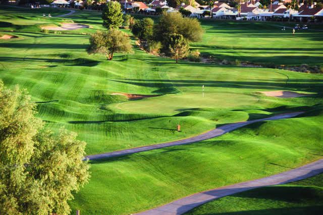 View of a green at Stonecreek Golf Club