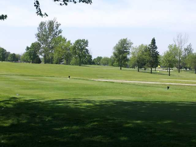A view from tee #1 at Belmond Country Club.