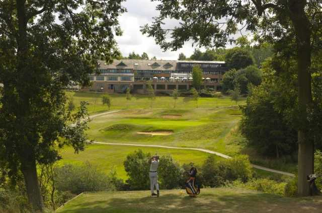 A view from Hellidon Lakes Golf & Spa Hotel