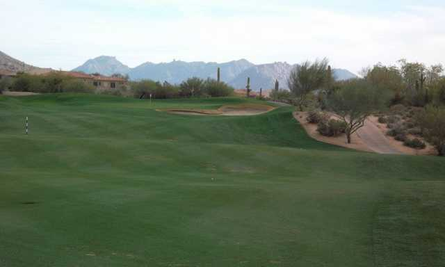 A view of hole #10 at Legend Trail Golf Club