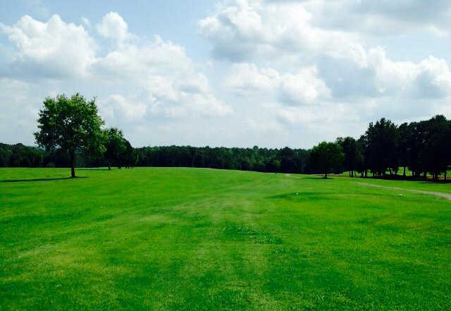 A view of a fairway at Whippoorwill Golf Course (Johny Nation).