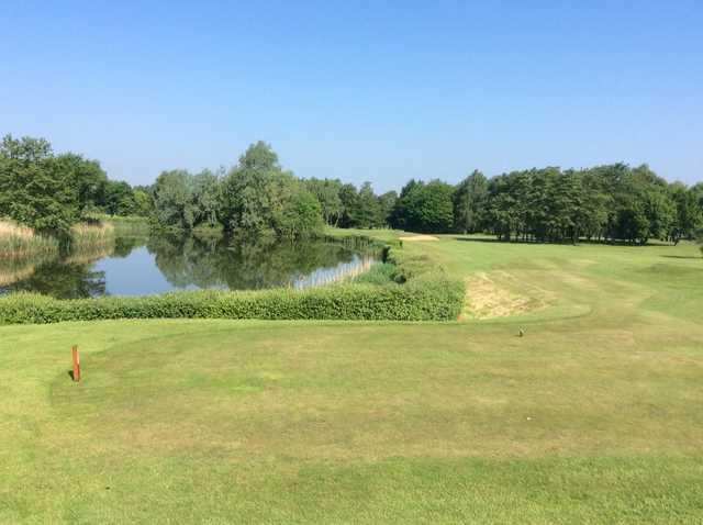 A view from Middleton Hall Golf Club