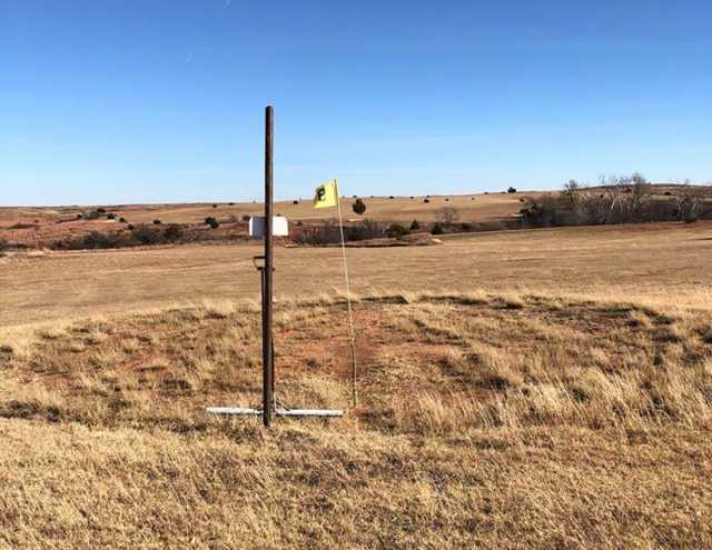 A view of the 9th hole at Cheyenne Golf Course (Michael Springsteen).