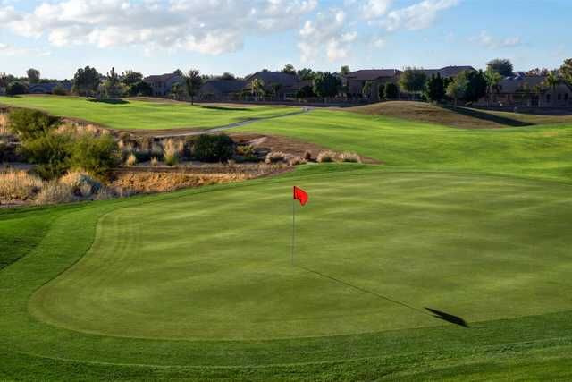 View of the 6th hole at Coldwater Golf Club