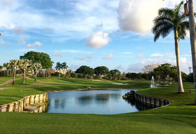A view from Resort at Boca Raton Resort & Club.