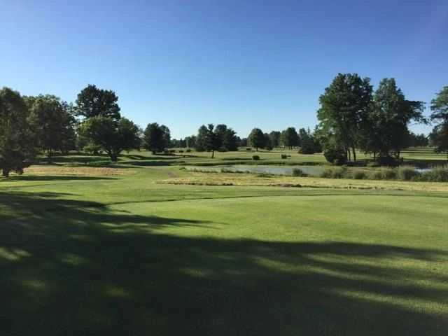 A view from Wyandot Golf & Dining