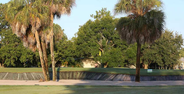 A view of a hole at Del Tura Golf & Country Club.