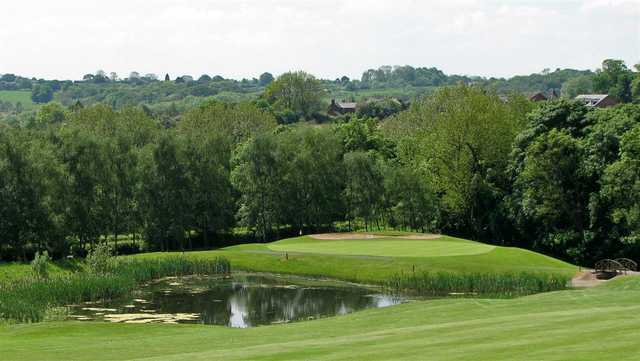A view from Ormonde Fields Golf Club