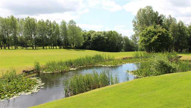 View of a green at Ormonde Fields Golf Club