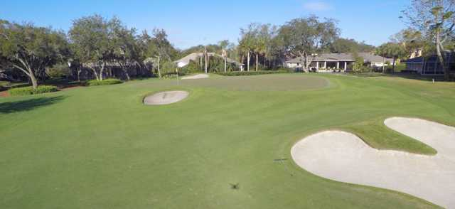 A view of the 4th green from Championship at Bay Hill Club & Lodge.