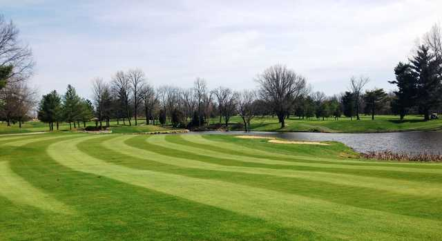A view from Bel-Wood Country Club