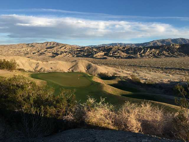 View from #4 on the South Course at the Golf Club At Terra Lago