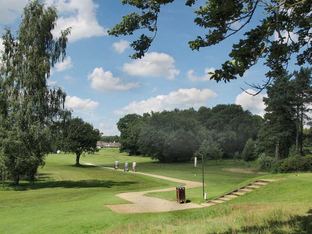 A view from Carlisle Golf Club.
