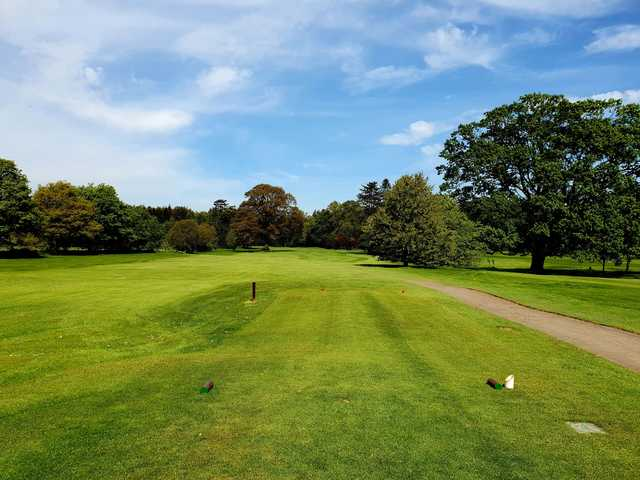 A view from tee #10 at Moyola Park Golf Club.