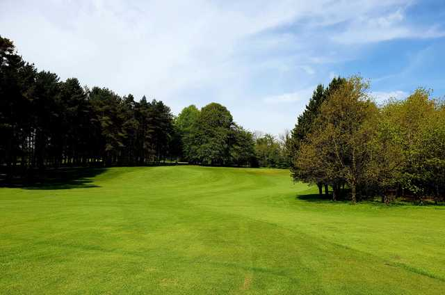 A view from the 2nd fairway at Moyola Park Golf Club.