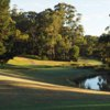 A view from Trentham Golf Club.
