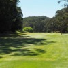 A view from tee #16 at Trentham Golf Club.