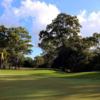 Virginia Golf Club green