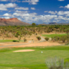 View from Alice Springs Golf Club