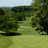 A view of green at Community Golf Course