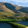 A view of hole #2 and #3 at Arizona National Golf Club.