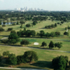 A view from Bayou Oaks City Park North Course