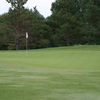 A view of the 5th green at Raccoon Creek Golf Course