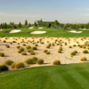 A view of the 15th hole at Aliante Golf Course (Brian Oar).