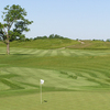 A view of hole #7 at Bear Slide Golf Club