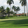 A view of green at Hollywood Beach Golf & Country Club.