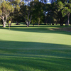 A view of hole #18 at Caloundra Golf Club