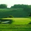 A view of the green from Broad Run Golfer's Club