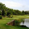A view from tee #4 at Rocky Bayou Country Club