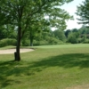 A view of the 1st hole at Stormy Creek Golf Course