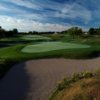 A view of green at Golf Club at Thornapple Pointe