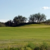 A view of a green at Apache Stronghold Golf Course