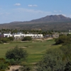 A view of a fairway at Apache Stronghold Golf Course