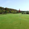 A view of the 5th green at Kirkcaldy Golf Club
