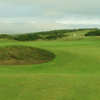 A view of a hole at Montrose Golf Links.