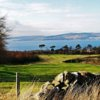 A view of hole #7 at Skelmorlie Golf Club