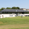 The clubhouse at Baberton Golf Club