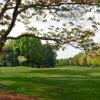 A view of the 4th hole at Lagoon Park Golf Course