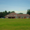 A view of the clubhouse at Maidenhead Golf Club