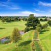 A view from Pryors Hayes Golf Club