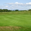 A view of the 7th green at Barrow Golf Club