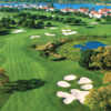 Metrowest GC: Aerial view