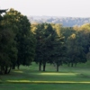 A view of hole #14 at West Course from Royal Ashdown Forest Golf Club