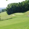 A view of the 17th fairway and green at Grand View Golf Club